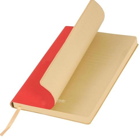 Portobello Trend LXX1501254-060/1 Ежедневник недатированный Latte, Красный / Бежевый