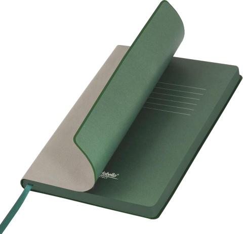 Portobello Trend LXX1501254-080/1 Ежедневник недатированный Latte, Серый / Зеленый