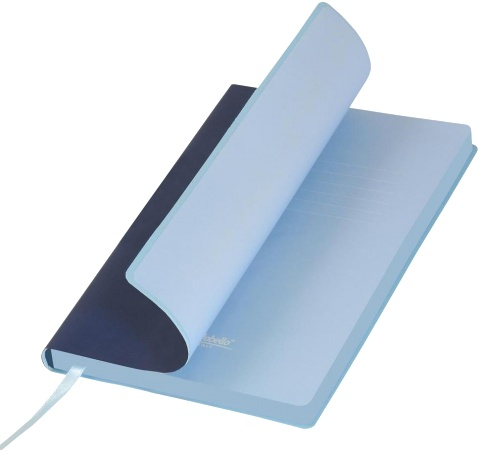 Portobello Trend LXX1501254-030/1 Ежедневник недатированный Latte, Синий / Голубой