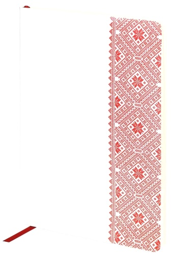 Portobello Trend LXX1501155-RUSHNIK Ежедневник недатированный, , Russia, белый / красный