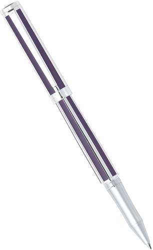Подробнее о Ручка-роллер Sheaffer Intensity, Silver / Violet