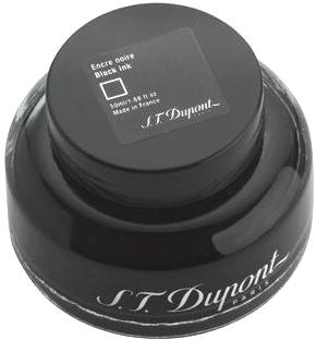 S.T.Dupont 40150 Флакон с черными чернилам