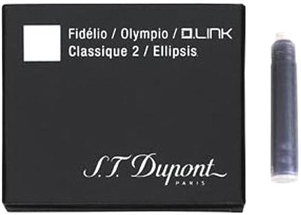 S.T.Dupont 40115 Картридж с фиолетовыми чернилами для перьевой ручки