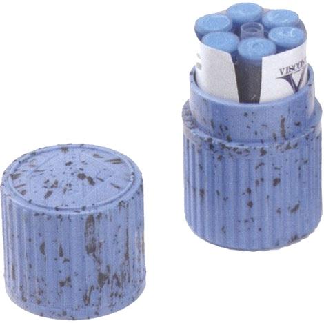 Visconti Vs-A52-17 Картриджи с синими чернилами для перьевых ручек