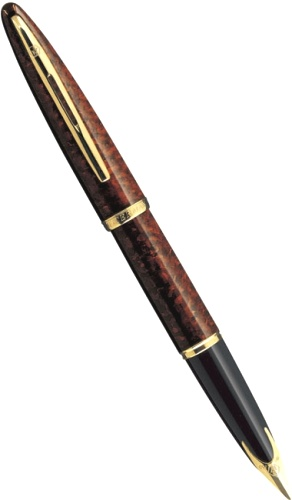��������� � �������� ����� Waterman Carene, Marine Amber GT (���� F)