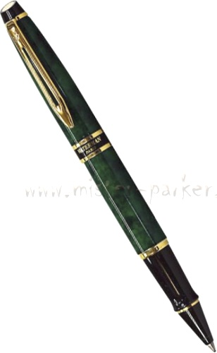 Подробнее о Ручка-роллер Waterman Expert, Prussian green