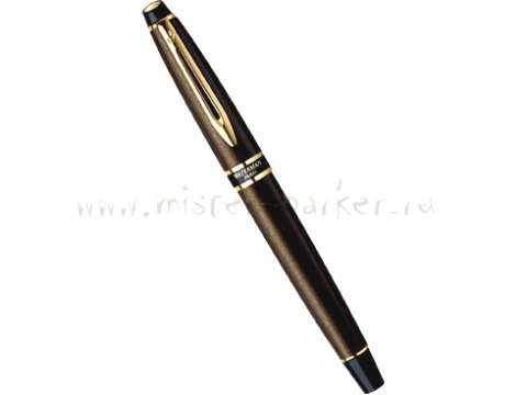 Подробнее о Ручка-роллер Waterman Expert Smart, Brown GT
