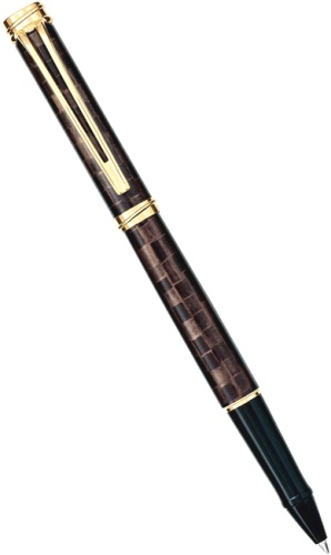 Подробнее о Ручка-роллер Waterman Harmonie, Lounge Brown GT