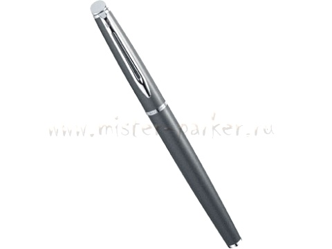 Подробнее о Ручка-роллер Waterman Hemisphere, Shimmery Grey CT