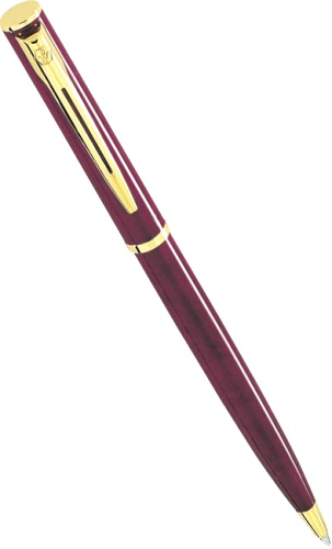 ��������� � ��������� ����� Waterman Apostrophe, Marbled Red GT