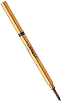 Waterman 700702/22 Синий капилярный стержень для ручек роллеров , Blue (F)
