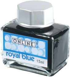 ������� ��� �������� ����� Online Ink bottels, Royal Blue