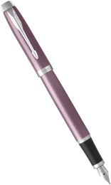 Перьевая ручка Parker IM Core F321, Light Purple CT (Перо F)