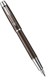 Перьевая ручка Parker I.M. Premium F222, Metallic Brown (перо F)