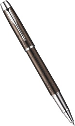 Ручка-роллер Parker I.M. Premium T222, Metallic Brown