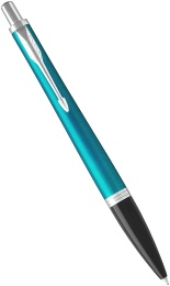 Ручка шариковая Parker Urban Core K309, Vibrant Blue CT