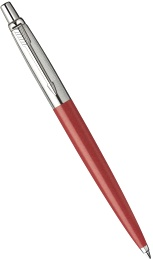 Шариковая ручка Parker Jotter 125th Special Edition K173, Metallic Red CT