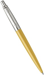 Шариковая ручка Parker Jotter 125th Special Edition K173, Metallic Yellow CT