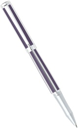 Ручка-роллер Sheaffer Intensity, Silver / Violet