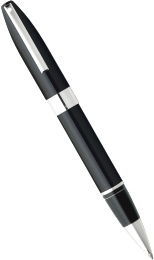 Ручка-роллер Sheaffer Legacy Heritage, Black CT