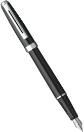 Перьевая ручка Sheaffer Prelude, Gloss Black Nickel CT (Перо M)
