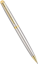 Механический карандаш Waterman Hemisphere Essential, Stainless Steel GT
