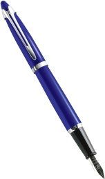 Перьевая ручка Waterman Ici Et La, Blue CT (Перо F)
