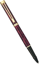 Ручка-роллер Waterman Harmonie, Boudoir Red GT