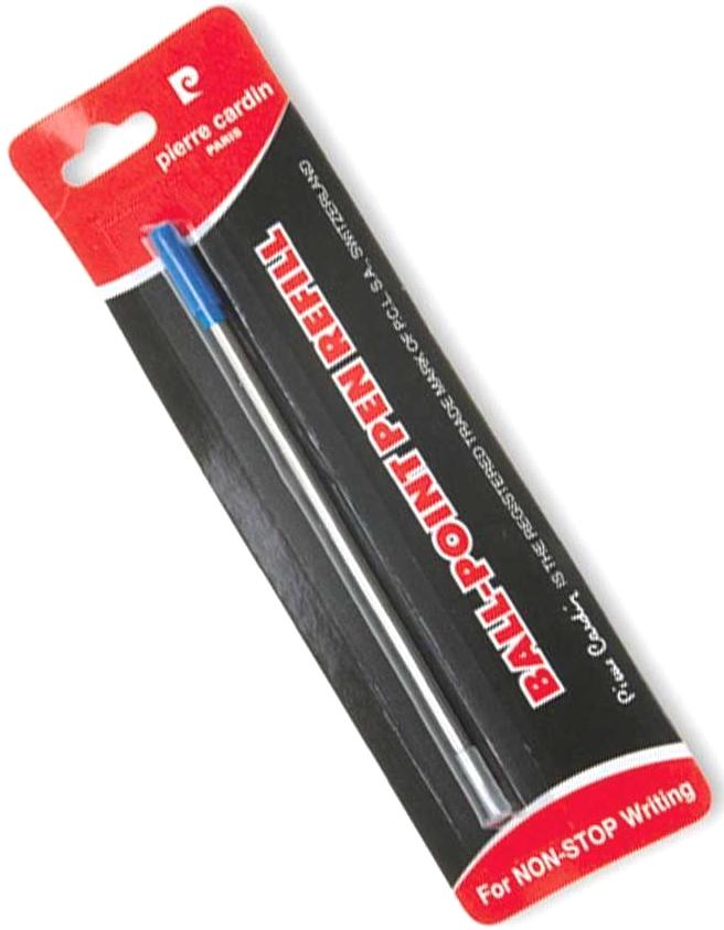 Стержень для шариковой ручки ОПТИМА синий,142 мм