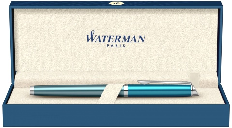 Подробнее о Ручка-роллер Waterman Hemisphere 2020, Sea Blue CT