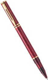 Ручка-роллер Waterman Laureat, Lacquer Red Safran GT