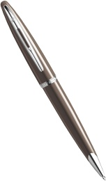 Шариковая ручка Waterman Carene, Frosty Brown ST